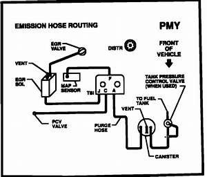 Is There A Vacuum Diagram For A 1993 Chevy Suburban 1500