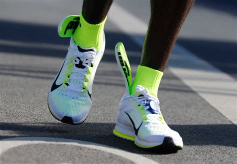siege nike nike runner missed record because his shoes
