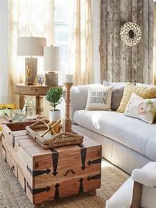 New 30+ Modern Farmhouse Living Room Decorating Design Of ...