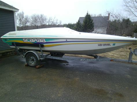Scarab Boats Specs by Wellcraft Sprint 1996 For Sale For 9 995 Boats From Usa