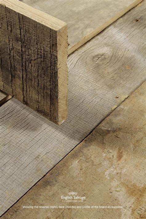 reclaimed wooden elm plank flooring