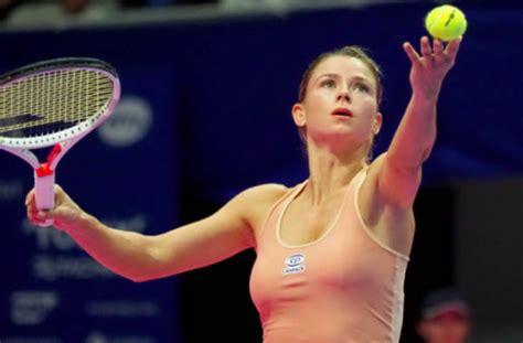 foto de Former Finalist Camila Giorgi Victorious in first Match