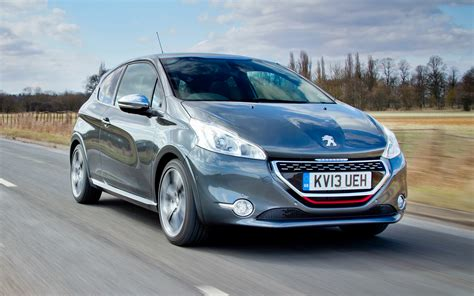 Peugeot 208 Wallpapers by 2013 Peugeot 208 Gti Uk Wallpapers And Hd Images Car