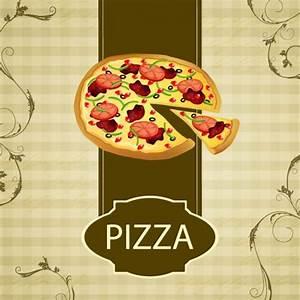 Fondo pizzería Descargar Vectores gratis