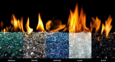 gas fireplace insert rocks glass all colors for pit and fireplace yelp