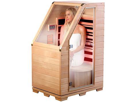 Infrarot Sauna Für Zuhause by Newgen Medicals Sitzsauna F 252 R Zuhause Kompakte Infrarot