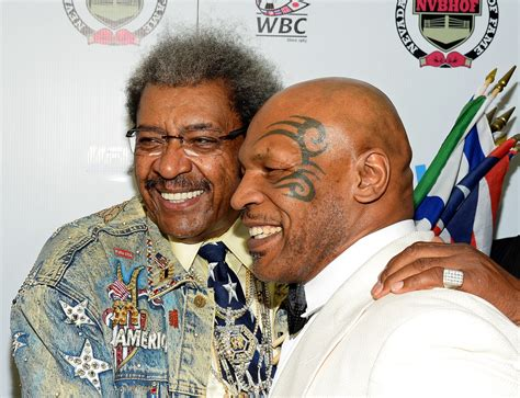 mike tyson don king mike tyson  don king