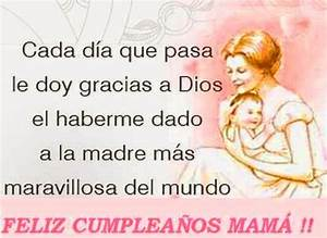 ⇨Mensajes De Cumpleaños Para Mamá ¡Demuéstrale Tú Amor!