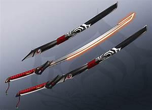Warframe Katana Design by Revincproductions.deviantart.com ...