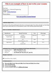 Free Resume Templates Blank Templateall About Template