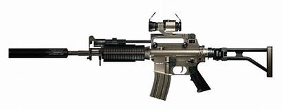 Rifle Assault Gun Bullet Transparent Clipart Steel