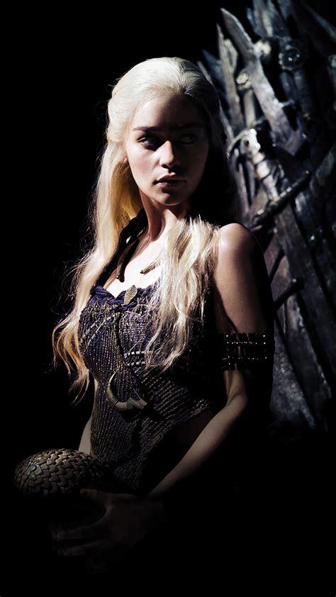 Hintergrundbilder Game Of Thrones Daenerys Targaryen 1080x1920