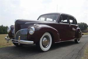 Hemmings Find Of The Day  U2013 1941 Lincoln Zephyr