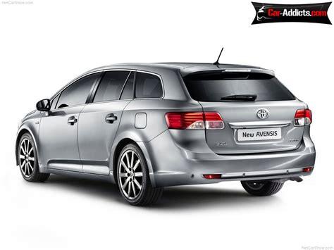 2012 Toyota Avensis Facelift