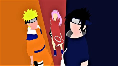 Aesthetic Naruto Pc Wallpapers Wallpaper Cave