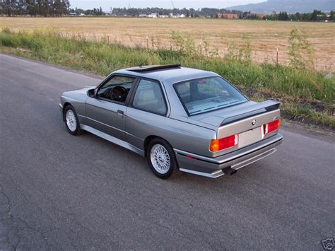 1986 Bmw E30 M3 Review Gallery 83841