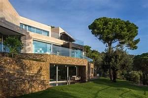 Meilleure Orientation Maison : maison contemporaine en forme cubique avec piscine en espagne construire tendance ~ Preciouscoupons.com Idées de Décoration