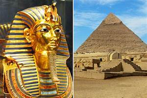 Ancient Egypt city of the dead revealed: 800 tombs found ...  Egyptian