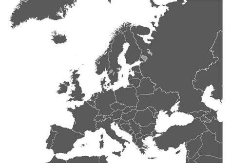 Europa Kleurplaat by Kleurplaat Kaart Europa Afb 8299