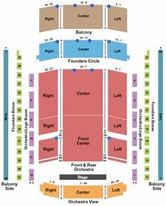 Seating Chart For Symphony Hall Boston Schermerhorn Symphony Center Tickets In Nashville