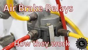 Air Brake Relay