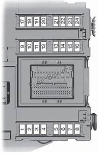 Fuse Box Diagram  U0026gt  Ford Mondeo  Mk4  2010