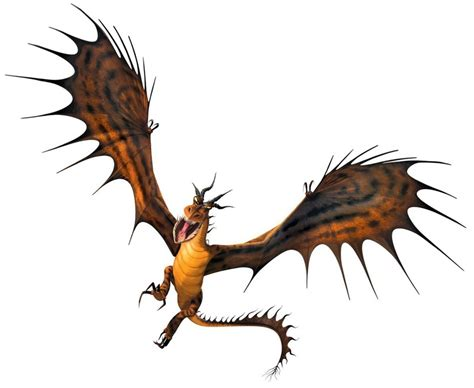 monstrous nightmare dreamworks dragons wiki
