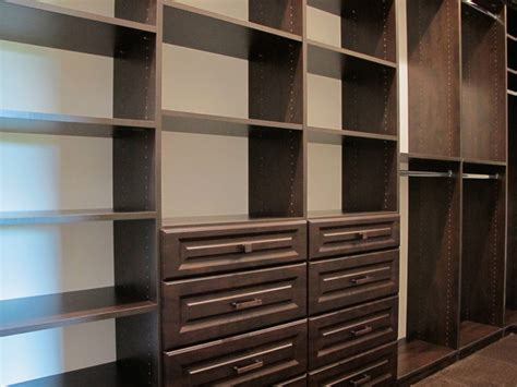 shelves galore traditional closet new york by