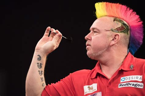 world darts championship peter wright begins charge