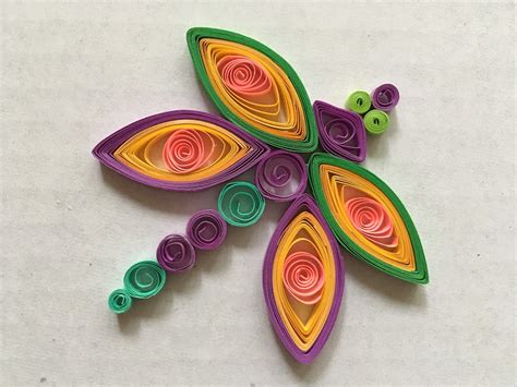 kraftship easy paper quilling for beginners the rainbow