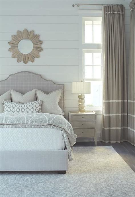 light gray bedroom curtains light gray bedroom with curtains with white stripes