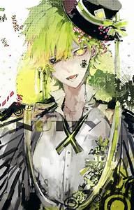 Más de 25 ideas increíbles sobre Anime green hair en ...