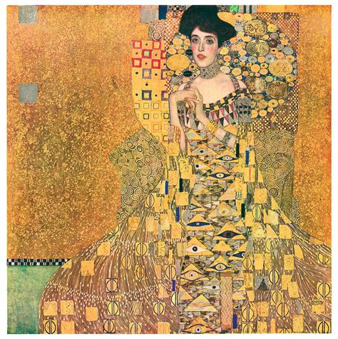 sell paintings portrait of adele bloch bauer i painting by gustav klimt
