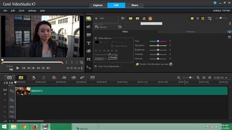 corel studio templates corel videostudio x7 editing software guide