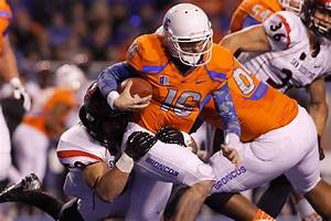 College Football Schedule 2012: Boise State, Colorado ...