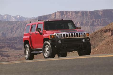 2007 Hummer H3 Pictures, History, Value, Research, News