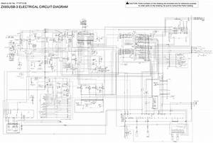 Hitachi Zx70 3 85us 3 Electrical Circuit Diagram