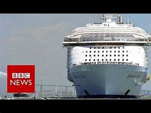 BBC Documentary - The largest passenger ship in the world ...