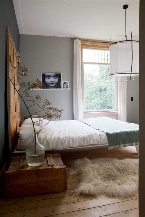 modern rustic bedrooms    love