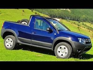 Dacia Pick Up 4x4 : romturingia dacia duster pickup 4x4 2014 1 5 dci turbo diesel 110 cv youtube ~ Gottalentnigeria.com Avis de Voitures