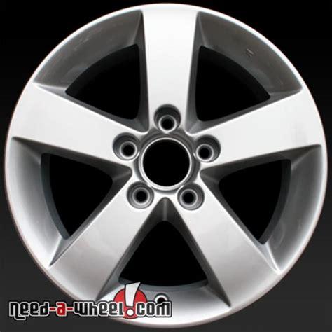16 quot honda civic wheels oem 2006 11 silver stock rims 63899
