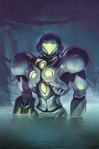 Metroid Prime 2- Light Suit Metroid Know Your Meme
