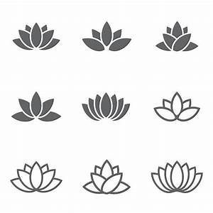 Royalty Free Lotus Flower Clip Art, Vector Images ...