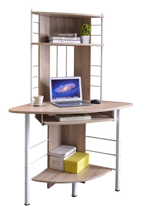 sixbros bureau informatique d 39 angle table de travail