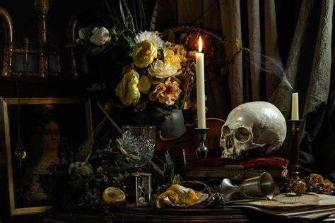 Vanité Tableau by 500px 187 187 How To Create A 17th Century Inspired