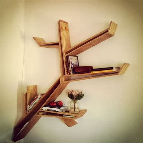 Tree Bookcase Plans by Tree Shaped Bookshelf Find A New Way To Be In