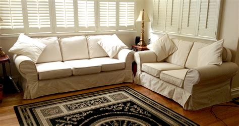 Living Room Cushion Covers : Various Slipcover Sofa Ideas For Your Inspirations