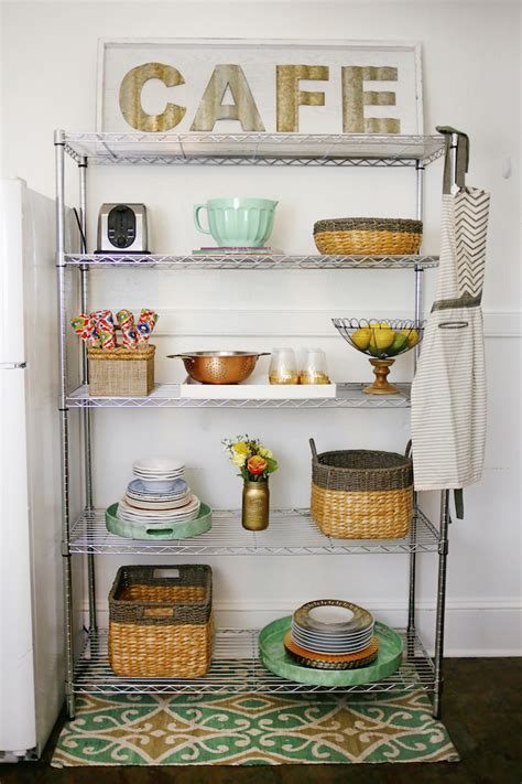 Storage Display Ideas For Small Spaces · Haute Off The Rack