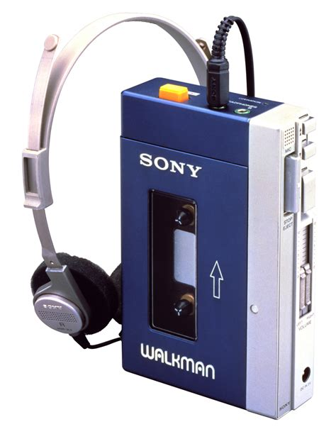 sony walkman cassette tech reviewer hilarious shows reacting to the