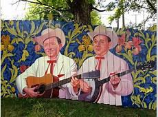 Bluegrass murals popping up in Nashville Bluegrass Today